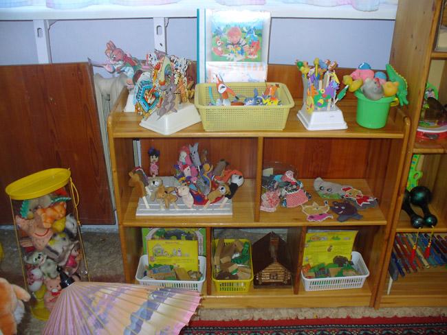 Уголок театра в детском саду своими руками фото